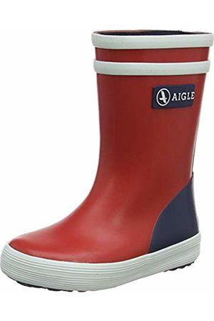 Aigle Unisex Kids' Baby Flac Wellington Boots