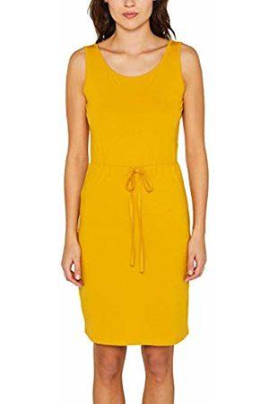 Esprit Women's 049CC1E023 Dress Gelb (Honey 710) M
