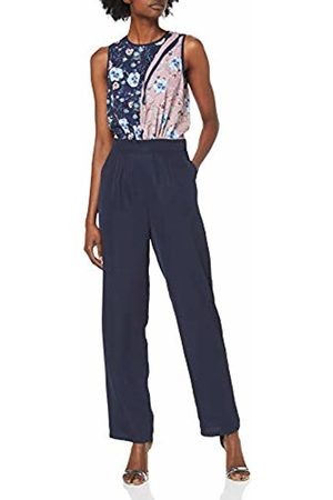 Little Mistress Women's Arlie Ditsy Floral Jumpsuit (Multi 001)