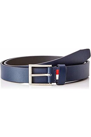 Tommy Hilfiger Men's Formal Belt 3.0 (Tommy Navy 413)