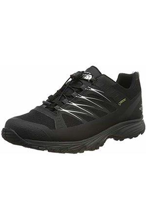 The North Face Men's M Venture FSTLCE GTX Low Rise Hiking Boots, (TNF /Metallic Kw6)
