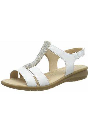 Caprice Women's Tiffi Ankle Strap Sandals, ( Nappa 102)
