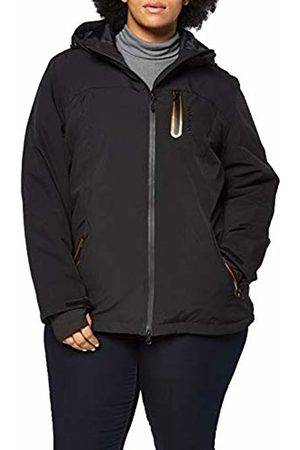 Ulla Popken Women's Plus Size Copper Trim Functional Jacket 28/30 719041 10-54+