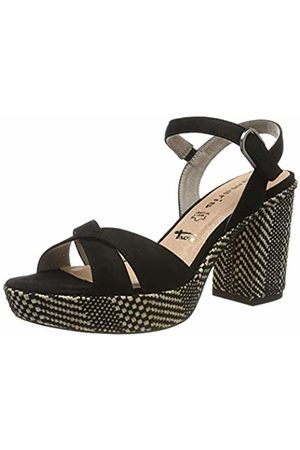 Women's 1 1 28032 32 054 Flatform Sandals 4 UK