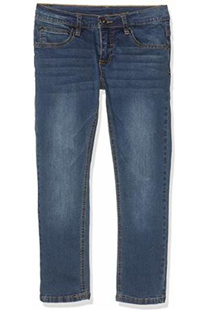 MEK Girl's Pantalone Denim Elasticizzato Jeans 152 (Size: 12A)