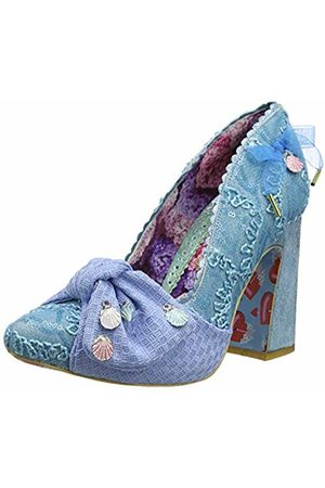 Irregular Choice Women's Ti Amo Closed Toe Heels, ( B)