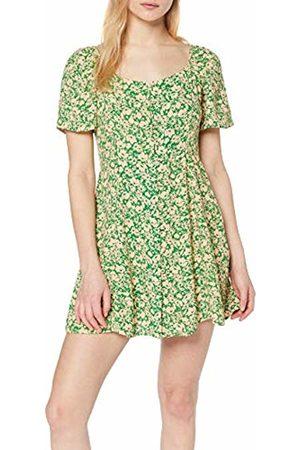 New Look Women's Annie Button 6179920 Dress