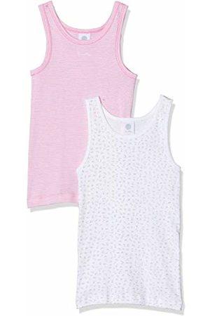 Sanetta Girl's Unterhemd im Doppelpack Vest, ( 10)