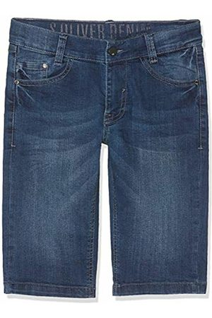 s.Oliver Boys' 75.899.72.1001 Shorts Denim Stretch 56Z7