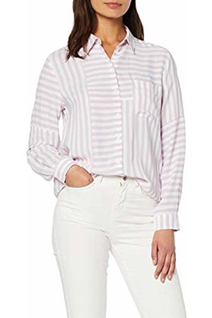 More & More Women's Bluse Blouse (2color Milky Rose 2821) 12 (Size: 38)