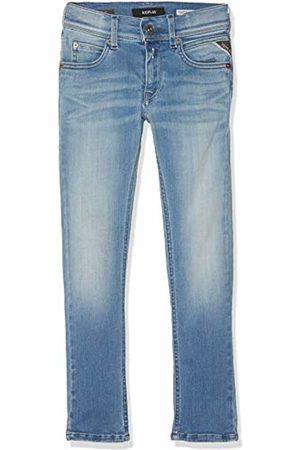 Replay Boys' SB9326.061.661 909 Jeans Blau (Denim 1) 8 Years