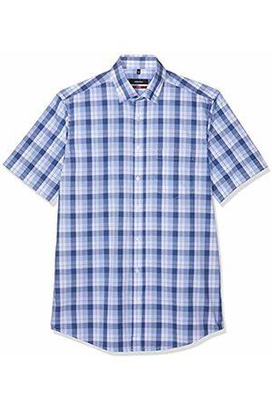 Seidensticker Men's Modern Kurzarm Mit Button-Down Kragen Bügelfrei Formal Shirt