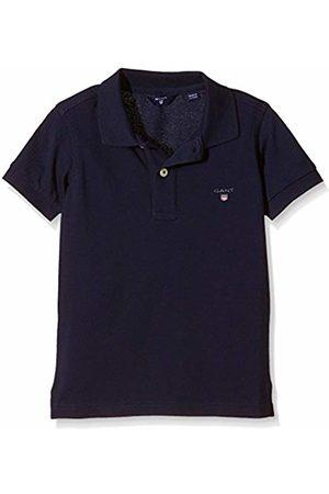 GANT Boy's The Original Pique Plain Polo Shirt