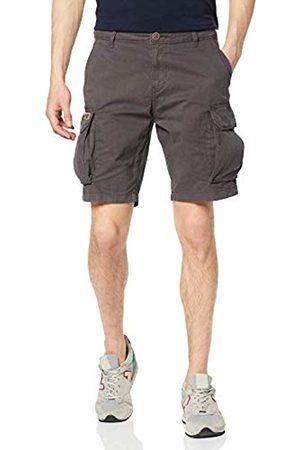 Napapijri Men's's Nore Short (Volcano H74) W33 (Size: 33)