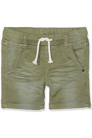 Noppies Boys' B Denim Shorts Snyder Washed Grün (Oil P038)