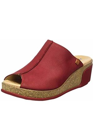 El Naturalista Women's N5005 Pleasant Tibet/Leaves Clogs