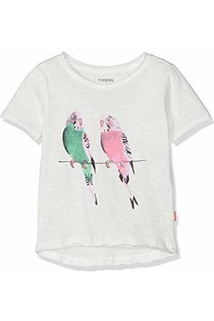 Noppies Girls' G Tee ss Summerville T-Shirt, Mehrfarbig De Blanc P002
