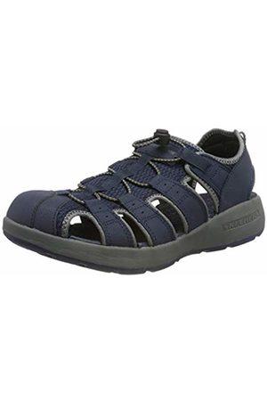 Skechers Men's MELBO-Journeyman 2 Gladiator Sandals