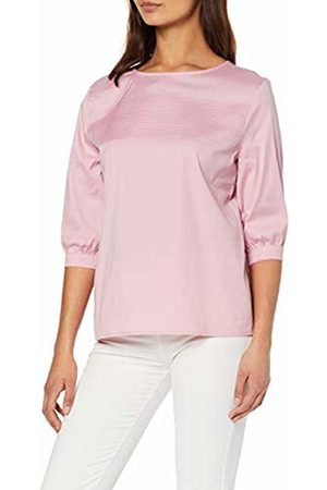 More & More Women's Bluse Blouse (Milky Rose 0821) 18 (Size: 44)