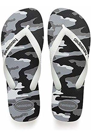 Havaianas Men's Top Camu Flip Flops - (Steel / ) - 43/44 EU (43/44BR)