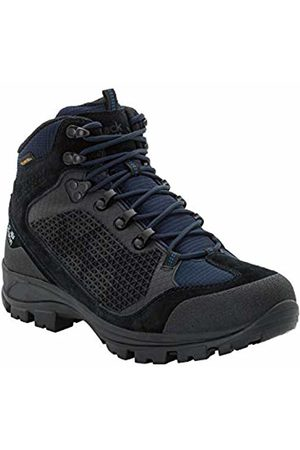 Jack Wolfskin Men's's All All Terrain Pro Texapore Mid M High Rise Hiking Shoes Night 1010