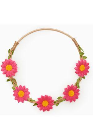 Zara Daisy elastic headband