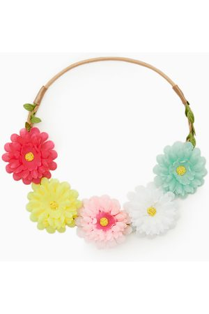 Zara Elastic hairband with flowers