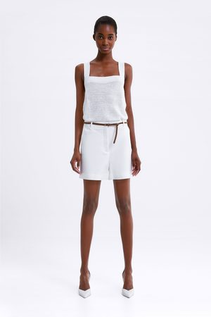 429dc1d0 Buy Zara Capris & Shorts for Women Online | FASHIOLA.co.uk | Compare ...