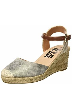 Refresh Women Sandals - Women's 69773 Closed Toe Sandals, Plomo