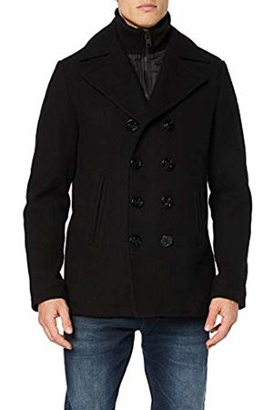 Schott NYC Schott (Brand National) Men's Cyclone 2 Trench Long Sleeve Jacket X-Large