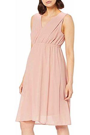 Mama Licious Women's Mlyolanda Mary S/l Woven Dress Nf, Misty Rose