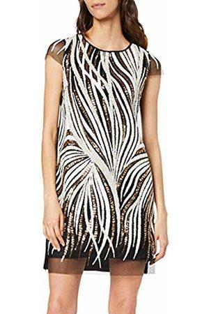 Rinascimento Women's Cfc0091554003 Party Dress (Nero B001) 14 (Size: X-Large)