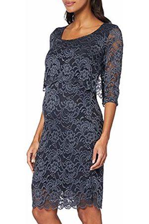Mama Licious Women's Mlmivane June 3/4 Lace Dress Nf A. Ombre