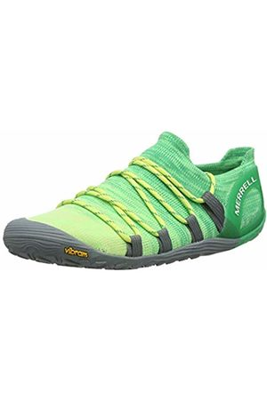 Merrell Women's Vapor Glove 4 3D Fitness Shoes, Sunny Lime/Beetle