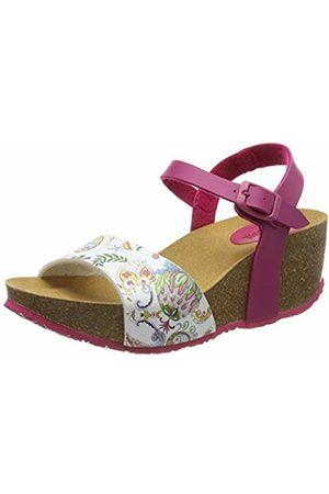 Desigual Shoes (bio7_galactic), Women's Sling Back Sandals