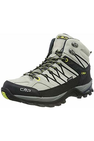 CMP Men's's Rigel Mid High Rise Hiking Boots Grau (Stone-Antracite 74uc)