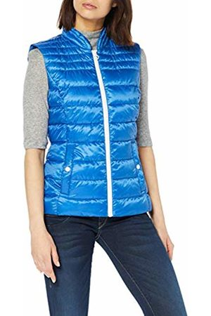 Gerry Weber Women's 94077-31116 Outdoor Gilet (Azur Blau 80833) 20 (Size: 46)