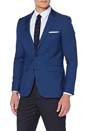 Burton Men Blazers - Men's Slim Fit Suit Jacket Mid 109