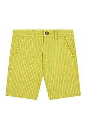 Gocco Boy's Chino Corto Rayas Trousers, ( Yb)