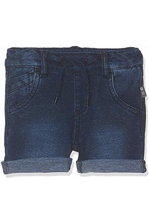 Name it Baby Boys' Nmmsofus Dnmtato 3159 Long Shorts Noos Dark Denim
