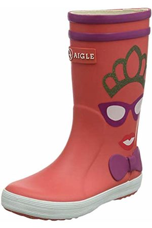 Aigle Unisex Kids' Lolly Pop' Wellington Boots