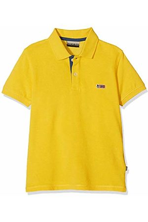 Napapijri Boy's K Taly 2 Polo Shirt, (Freesia Ya7)
