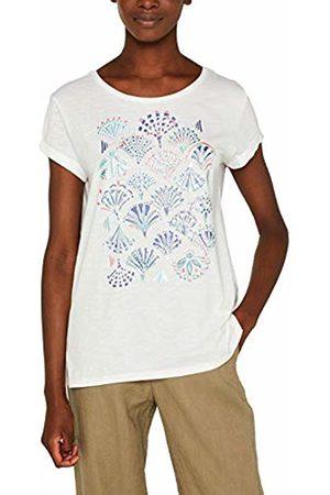 Esprit Women's 049ee1k042 T-Shirt 110