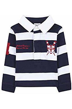 Gocco Baby Boys' Polo Manga Larga Shirt