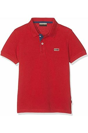 Napapijri Boy's K Taly 2 Polo Shirt, (True R70)
