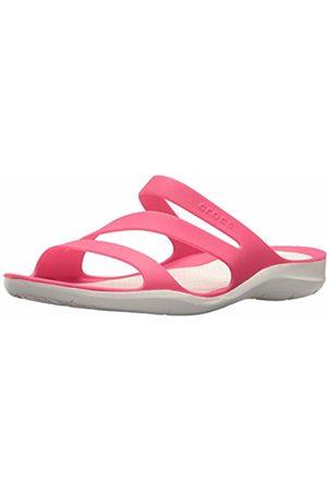 Crocs Women's Swiftwater Sandal Swiftwater Sandal W , Paradise /
