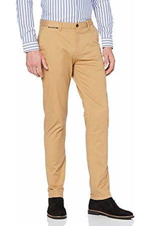 Scotch&Soda Men's Stuart- Classic Cotton/Elastane Chino Trouser