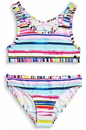 Esprit Girl's Hazel Beach Yg Bustier+Brief Swimwear Set