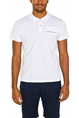 Esprit Men's 049Ee2K015 Polo Shirt, ( 100)
