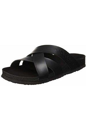 Gioseppo Men's 48411 Open Toe Sandals, (Negro 000)
